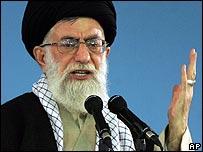 Iran's Supreme Leader Ali Khamenei