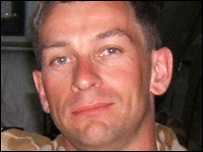 Sgt Dave Wilkinson