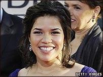 America Ferrera, actriz de Betty the Ugly.