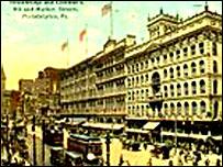 Старая Маркет-стрит, Филадельфия