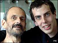 Stephen and David Lomas