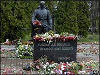Estonia memorial