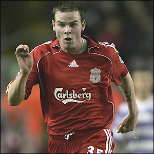 Reds youngster Danny Guthrie
