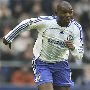 Geremi joins Sam Allardyce's Magpies