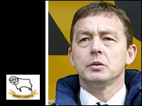 Derby boss Billy Davies