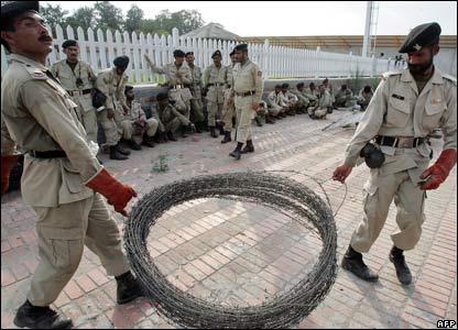 Pakistan paramilitary