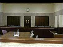 Court interior - generic