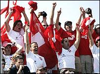 Alinghi fans