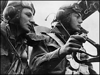 RAF bomber crew