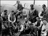 RAF officers