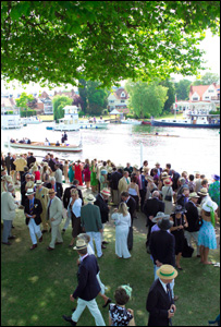 Henley Royal Regatta (pic courtesy of Henley Royal Regatta)