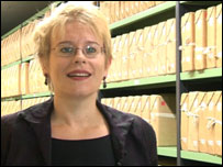 Natalie Ceeney, National Archives chief executive