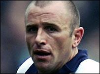 West Brom midfielder Ronnie Wallwork