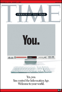 Time Magazine front cover, AP