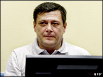Dragan Zelenovic (file picture)
