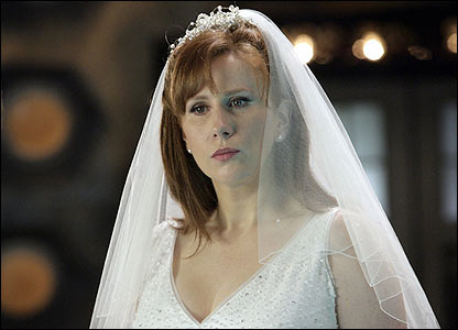 Catherine Tate as Donna