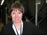Sally Windsor, Bournemouth Airport's marketing manager