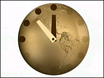 Doomsday Clock (BAS)