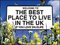 BBC Wildlife Magazine's Best places feature
