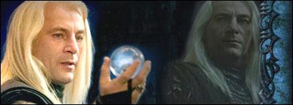Jason Isaacs como Lucius Malfoy (Foto: cortesía http://www.jasonisaacsphotoalbumsonline.com/)
