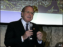 Paolo Scaroni, director de ENI
