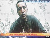 Luis Alberto Erazo Maya