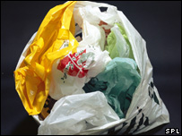 Plastic bags (generic)