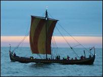 Voyage begins (BBC)