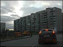 Murmansk housing