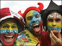 Aficionados de Venezuela