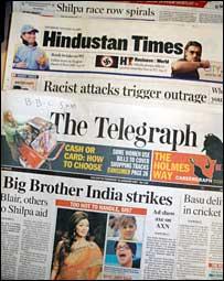 Shilpa Shetty headlines