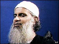 Maulana Abdul Aziz, head of radical mosque