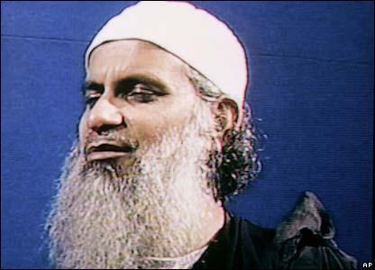 The mosque's head cleric Maulana Abdul Aziz