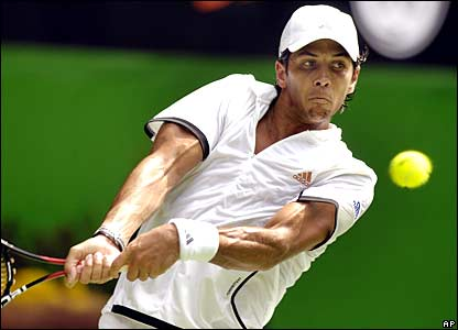 Spain's Fernando Verdasco