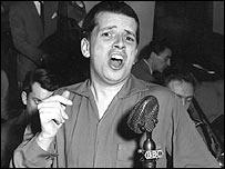 George Melly, 1957