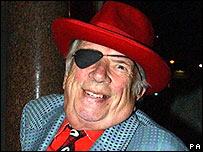 George Melly, 2003