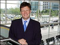 Richard Heard, managing director of Birmingham International Airport, who died in a crash