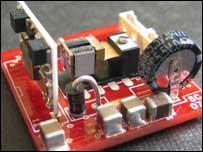 Tiny generator, Steve Beeby