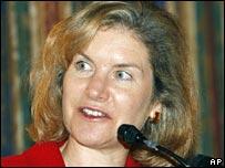 US trade representative Susan Schwab