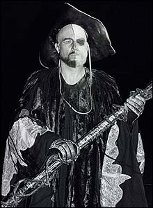 Norman Bailey in Siegfried, 1980/81 (Donald Southern Collection)