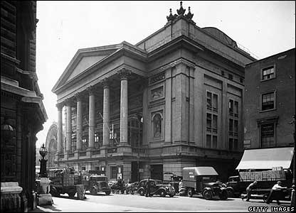 Royal Opera House, 1948