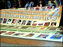 Homenaje a víctimas en Colombia  (Foto cortesía http://www.cnrr.org.co/)