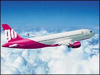 Go Air aircraft