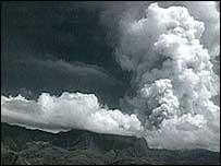 Volcano Laki