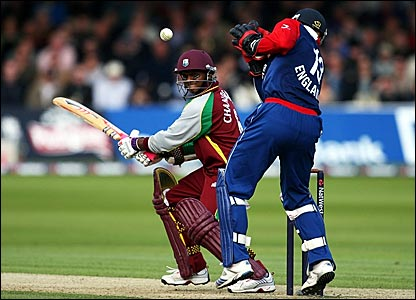 Shivnarine Chanderpaul hits out against England
