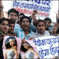 Protests in Bhopal