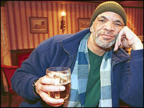 Paul Barber as Denzil in Only Fools and Horses