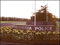 Northumbria Police headquarters