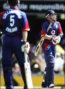 Bbc sport cricket australia v england photos for Farcical run out