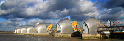 Thames Barrier (BBC)